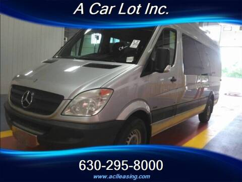 2011 Mercedes-Benz Sprinter Passenger for sale at A Car Lot Inc. in Addison IL