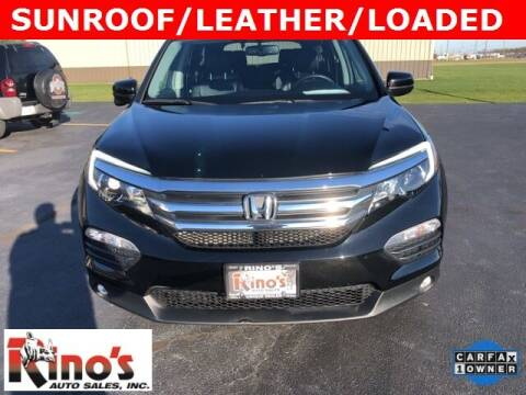 2018 Honda Pilot for sale at Rino's Auto Sales in Celina OH