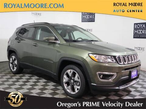 2019 Jeep Compass for sale at Royal Moore Custom Finance in Hillsboro OR
