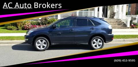 2005 Lexus RX 330 for sale at AC Auto Brokers in Atlantic City NJ