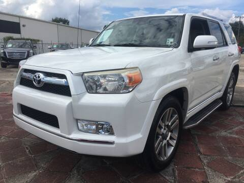2013 Toyota 4Runner for sale at CAPITOL AUTO SALES LLC in Baton Rouge LA