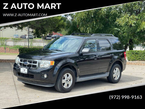 2011 Ford Escape for sale at Z AUTO MART in Lewisville TX