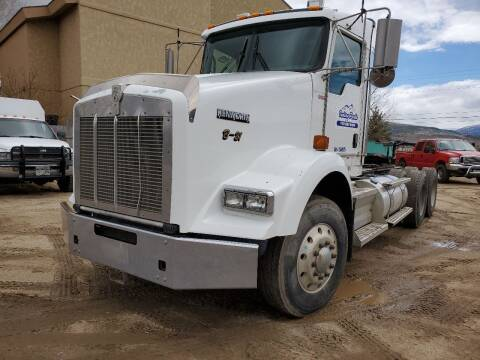 2009 Kenworth T800 for sale at HIGH COUNTRY MOTORS in Granby CO