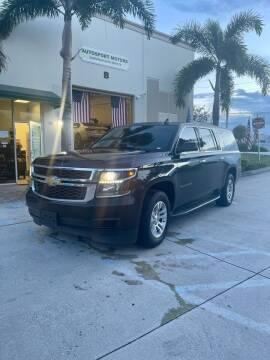 2015 Chevrolet Suburban for sale at AUTOSPORT MOTORS in Lake Park FL