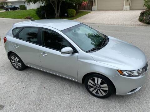 2013 Kia Forte5 for sale at Exceed Auto Brokers in Lighthouse Point FL