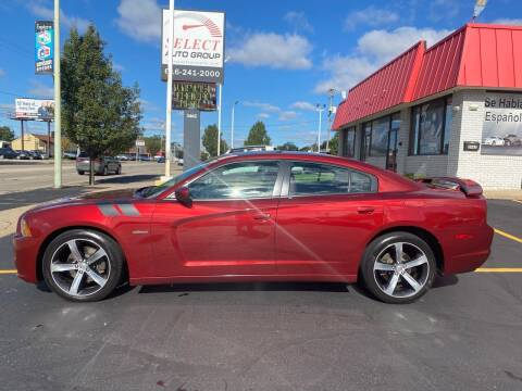 2014 Dodge Charger for sale at Select Auto Group in Wyoming MI
