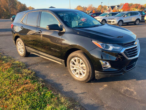 2019 Chevrolet Equinox for sale at McCully's Automotive - Trucks & SUV's in Benton KY