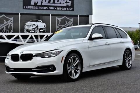 2016 BMW 3 Series for sale at Landers Motors in Gresham OR
