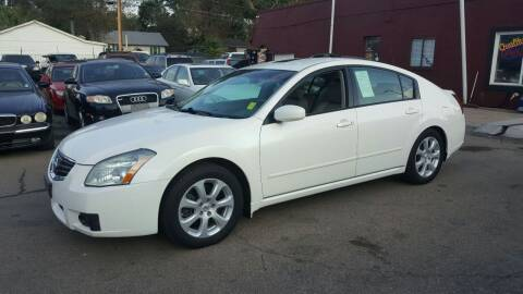 2007 Nissan Maxima for sale at B Quality Auto Check in Englewood CO