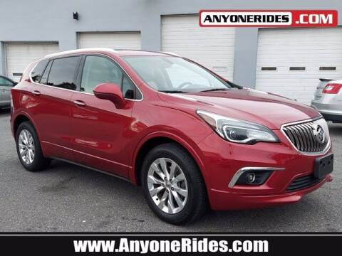 2018 Buick Envision for sale at ANYONERIDES.COM in Kingsville MD