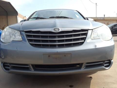 2010 Chrysler Sebring for sale at Auto Haus Imports in Grand Prairie TX
