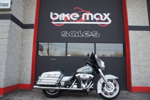 2006 Harley-Davidson Electra Glide Classic for sale at BIKEMAX, LLC in Palos Hills IL