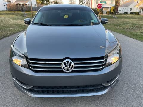 2013 Volkswagen Passat for sale at Via Roma Auto Sales in Columbus OH