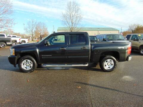 2010 Chevrolet Silverado 1500 for sale at CR Garland Auto Sales in Fredericksburg VA