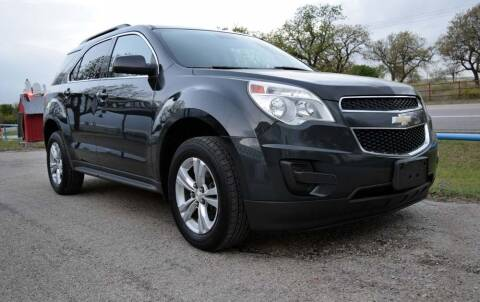 2014 Chevrolet Equinox for sale at BriansPlace in Lipan TX