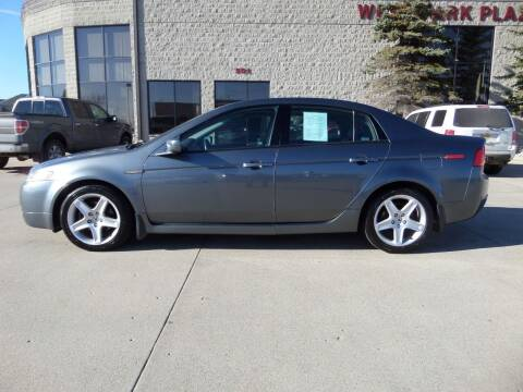2004 Acura TL for sale at Elite Motors in Fargo ND