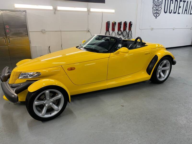 1999 Plymouth Prowler for sale at The Car Buying Center in St Louis Park MN