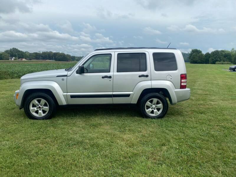 2011 Jeep Liberty for sale at Wendell Greene Motors Inc in Hamilton OH