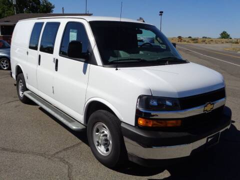 2020 Chevrolet Express Cargo for sale at John's Auto Mart in Kennewick WA