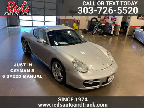 2006 Porsche Cayman for sale at Red's Auto and Truck in Longmont CO