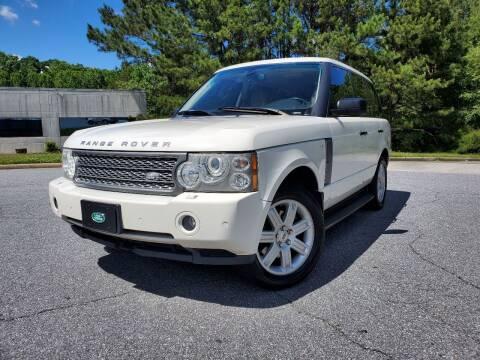 2008 Land Rover Range Rover for sale at MBM Rider LLC in Alpharetta GA