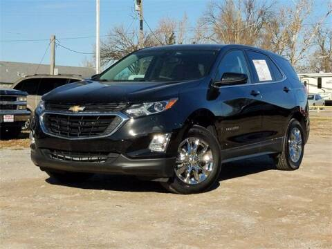 2020 Chevrolet Equinox for sale at Bryans Car Corner in Chickasha OK