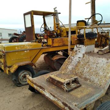 1967 STREET SWEEPERS for sale at BENHAM AUTO INC in Lubbock TX