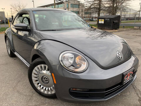 2014 Volkswagen Beetle for sale at JerseyMotorsInc.com in Teterboro NJ