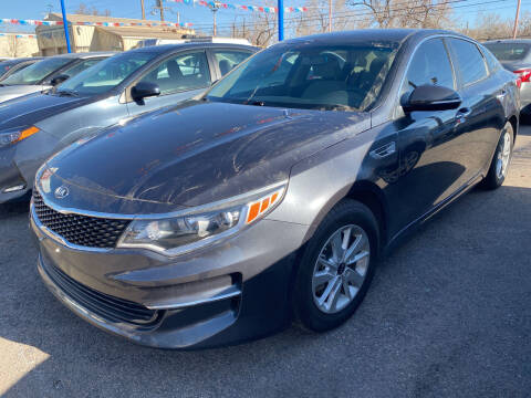 2017 Kia Optima for sale at Nations Auto Inc. II in Denver CO