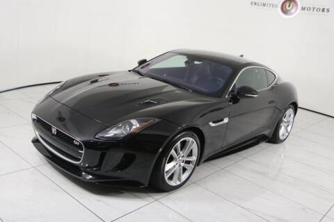 2017 Jaguar F-TYPE for sale at INDY'S UNLIMITED MOTORS - UNLIMITED MOTORS in Westfield IN
