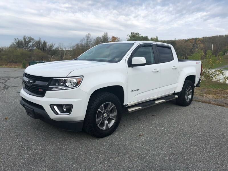 2016 Chevrolet Colorado for sale at Hoys Used Cars in Cressona PA