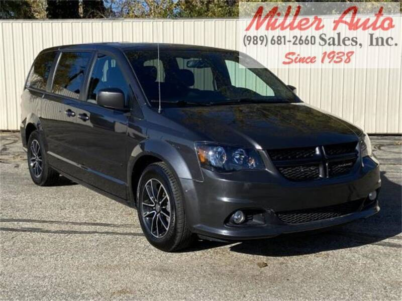 2017 Dodge Grand Caravan GT 4dr Mini-Van - Saint Louis MI