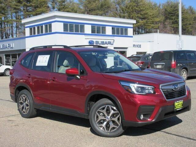 2021 Subaru Forester for sale in Somersworth, NH