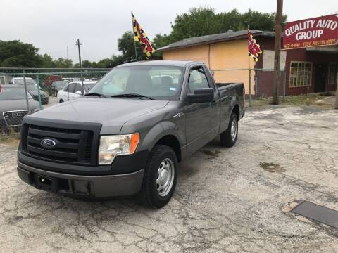 2011 Ford F-150 for sale at Quality Auto Group in San Antonio TX