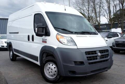 2016 RAM ProMaster Cargo for sale at CU Carfinders in Norcross GA