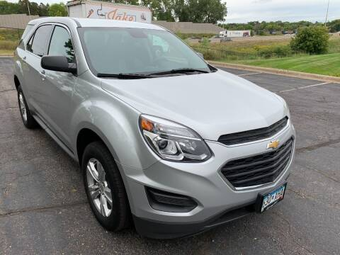 2017 Chevrolet Equinox for sale at SYNERGY MOTOR CAR CO in Maplewood MN