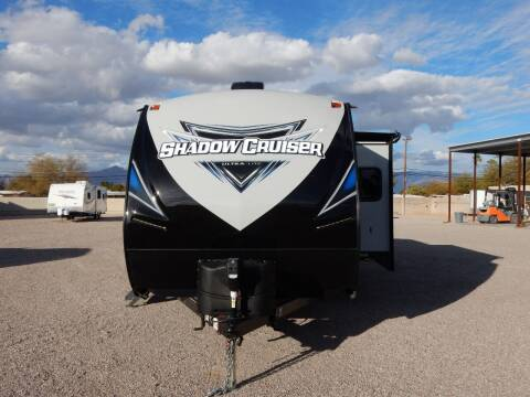 2020 Cruiser RV Shadow Cruiser 280QBS