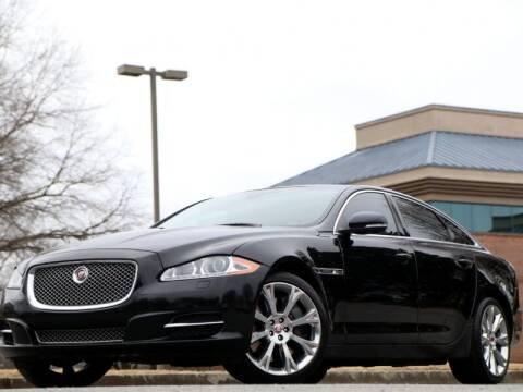 2014 Jaguar XJL for sale at Carma Auto Group in Duluth GA