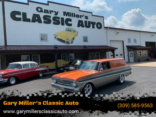 1965 Ford Falcon for sale at Gary Miller's Classic Auto in El Paso IL