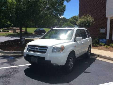 2007 Honda Pilot for sale at A LOT OF USED CARS in Suwanee GA