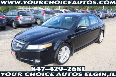 2008 Acura TL for sale at Your Choice Autos - Elgin in Elgin IL