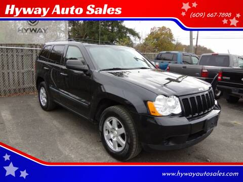 2009 Jeep Grand Cherokee for sale at Hyway Auto Sales in Lumberton NJ