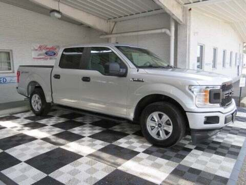 2019 Ford F-150 for sale at McLaughlin Ford in Sumter SC