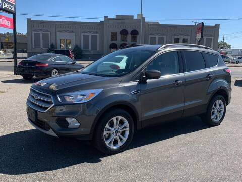 2018 Ford Escape for sale at Billings Auto Finder in Billings MT