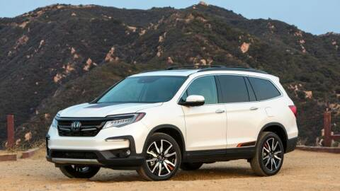 2020 Honda Pilot for sale at XS Leasing in Brooklyn NY