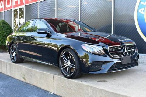 2020 Mercedes-Benz E-Class for sale at Alfa Romeo & Fiat of Strongsville in Strongsville OH