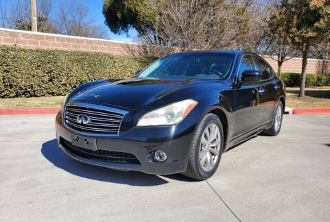 2012 Infiniti M37 for sale at International Auto Sales in Garland TX