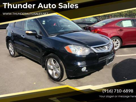 2008 Acura RDX for sale at Thunder Auto Sales in Sacramento CA