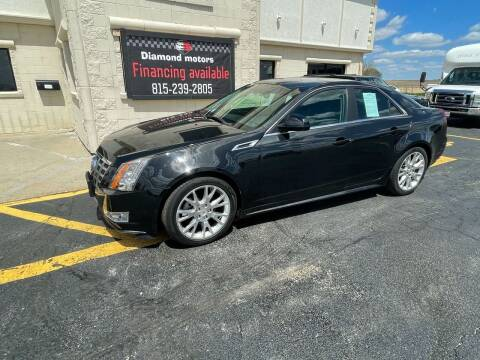 2013 Cadillac CTS for sale at Diamond Motors in Pecatonica IL