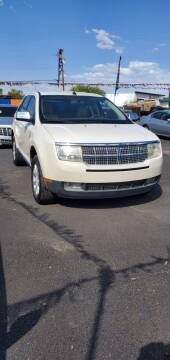 2008 Lincoln MKX for sale at Juniors Auto Sales in Tucson AZ